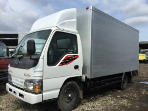 box isuzu