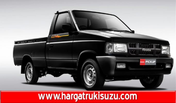 ISUZU PICKUP PICK UP FLAT DECK