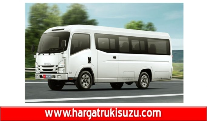 ISUZU ELF NLR 55 BLX (Microbus Ac)