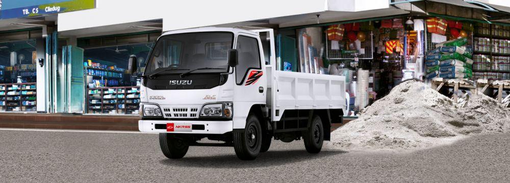 Promo Truk Isuzu NKR 55 CC